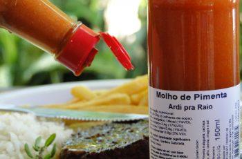Molho de Pimenta Gourmet