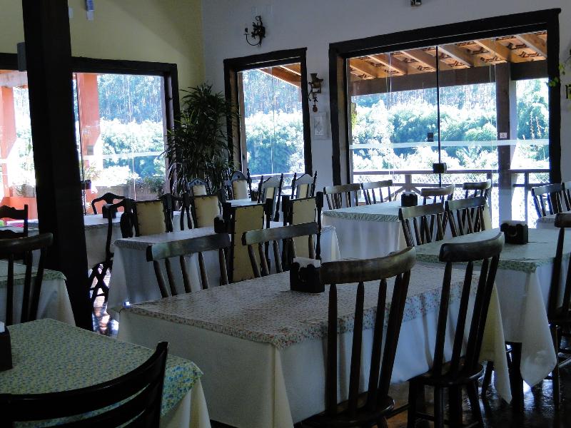Sala Principal, Restaurante Essência do Vale