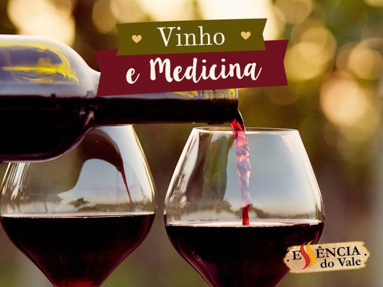 Vinho e Medicina: Uma Longa História